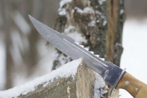 What is The Serrated Edge of A Knife For?